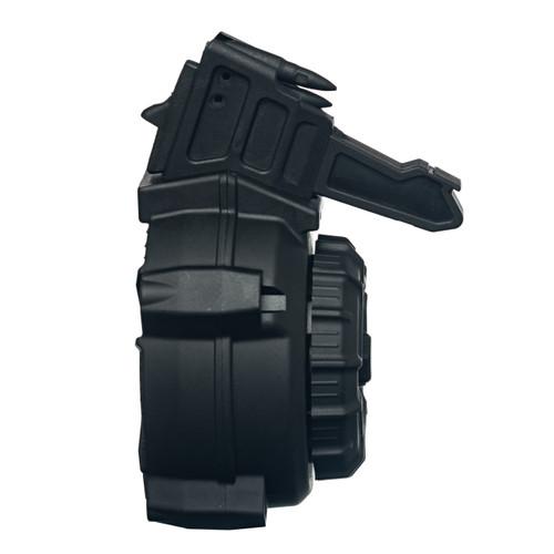 SKS 7.62x39mm (50) Rd Drum - Black Polymer