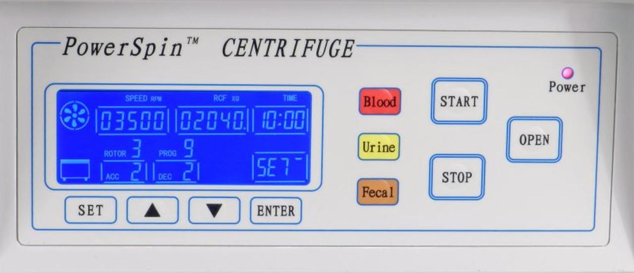 POWERSPIN™ EX CENTRIFUGE