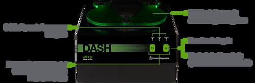 Drucker Dash APEX 24 Centrifuge