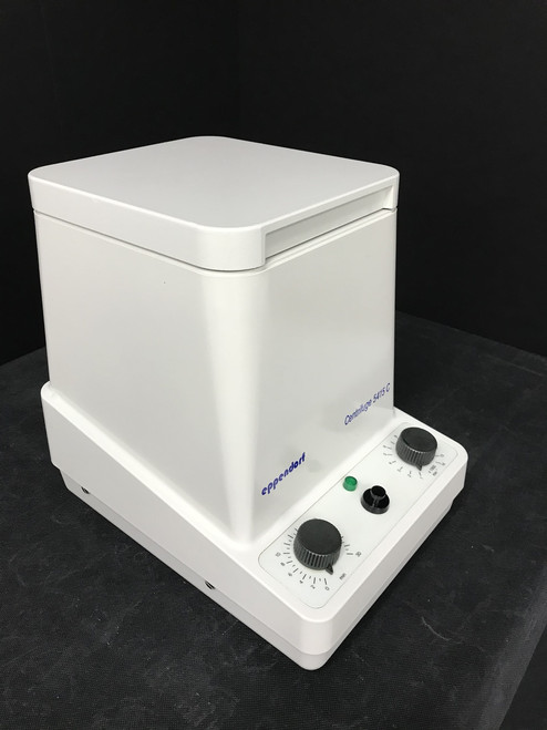Eppendorf 5415C Refurb S/N 171926 With 18 Place Rotor And 90 Day Warranty