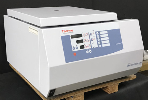 Thermo Jouan BR4I Multifunction Centrifuge, S/N 255731, with 200 ml buckets , IST.  90-Day warranty.