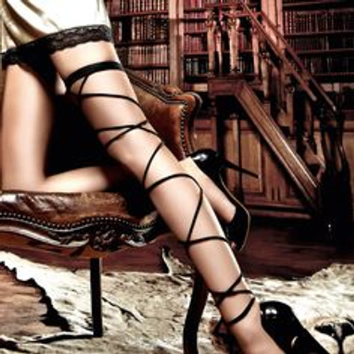 Wrap Around Leg Garter