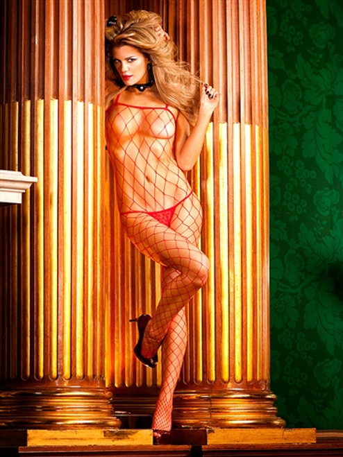 Fencenet bodystocking