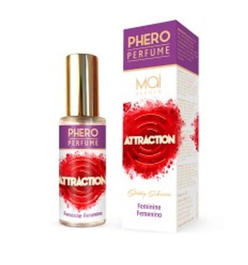 PERFUME FEMININE MAI PHERO ATTRACTION 30 ML