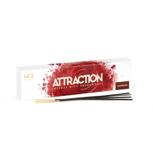 INCENSE WITH PHEROMONES MAI ATTRACTION CHOCOLATE 20UN