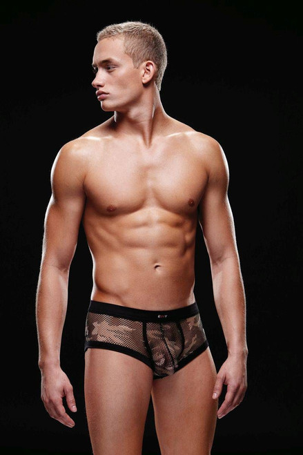 Fishnet Sport Trunk