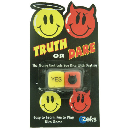 Dice Game – Truth Or Dare