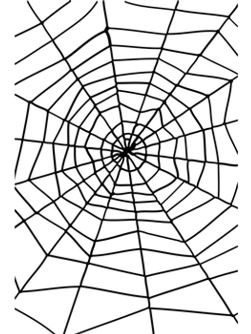 Spiders Web, Black