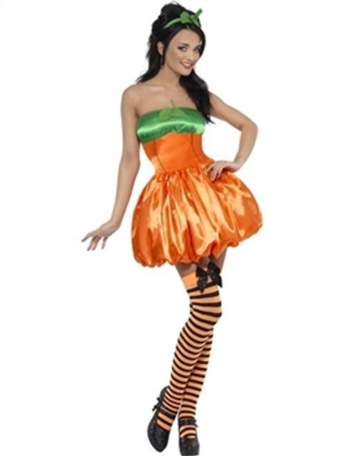 Fever Pumpkin Costume, Orange