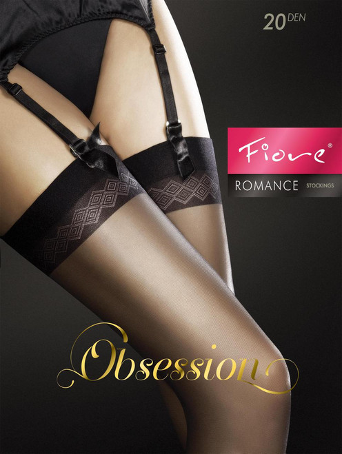 ROMANCE 20 DEN  STOCKINGS