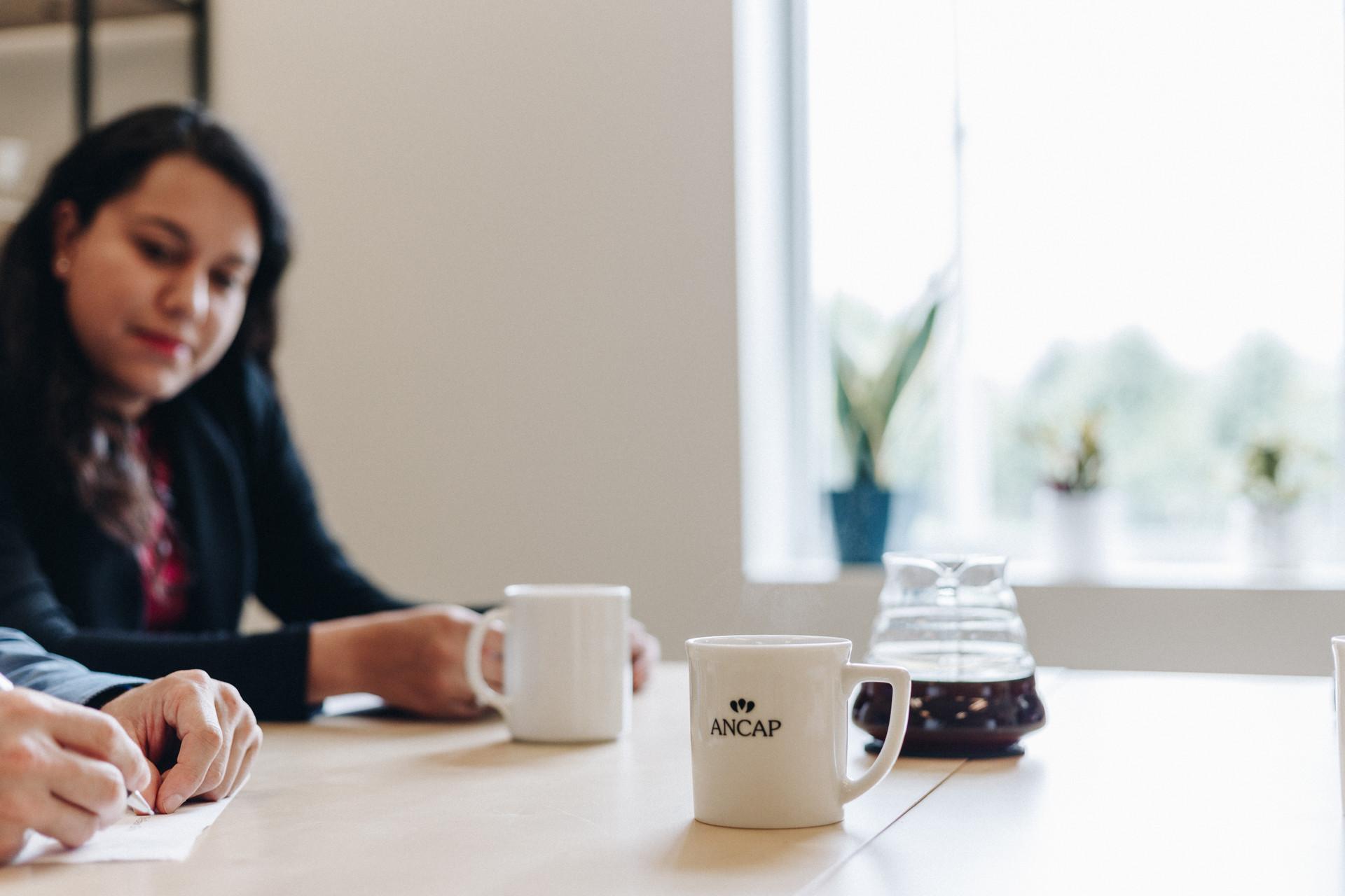 New basic imprint mugs by ancap usa custom.