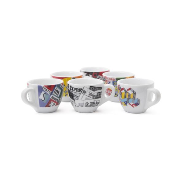 Edizione Stampa Verona Espresso Cup - 2.5oz
