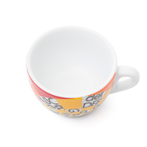 Edizione Stampa Verona Cappuccino Cup - 6.1oz - Set of 6