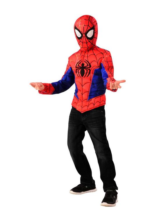 Spider-Man M/C Shirt Set