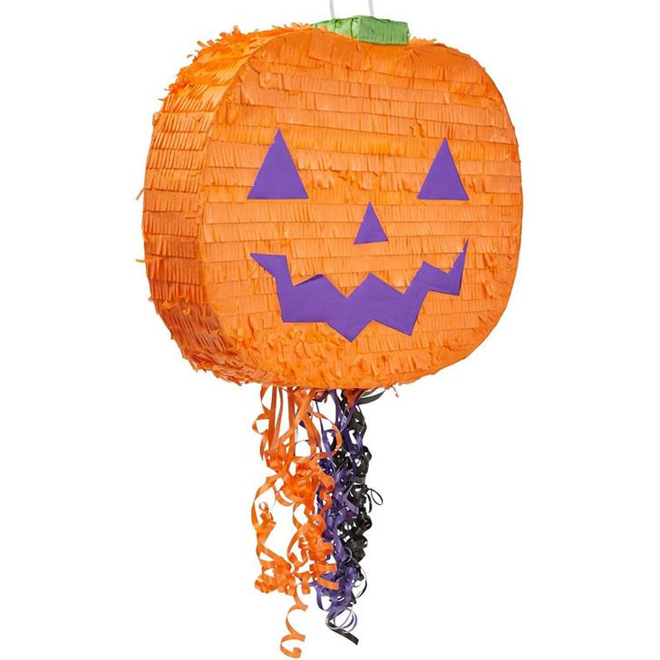 Pumpkin Piñata for Halloween