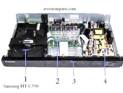 Samsung HT-C550