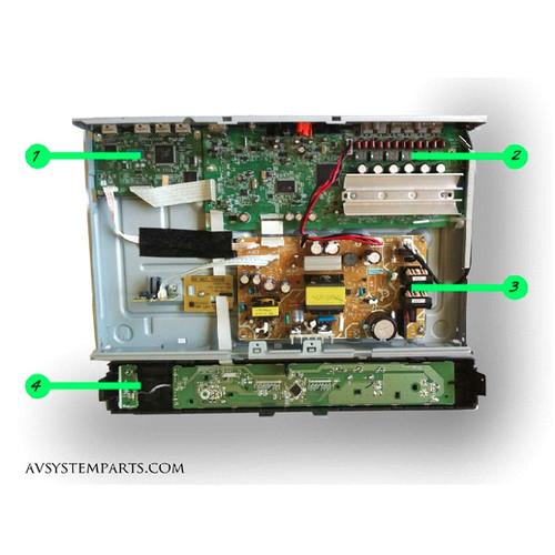 Sony STR-KS380 Parts