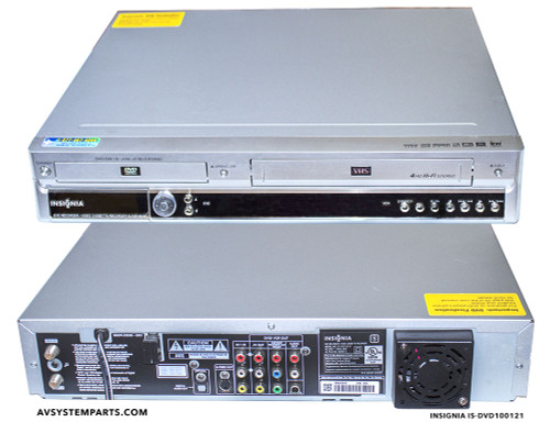 Insignia DVD-NS100121