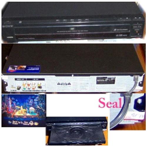 Sony DVP-NC800