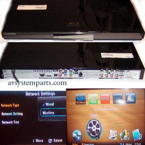 Samsung BD-C6500 player