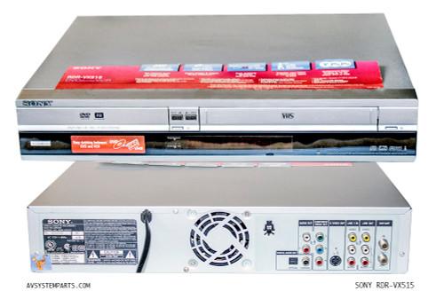 Sony RDR-VX515