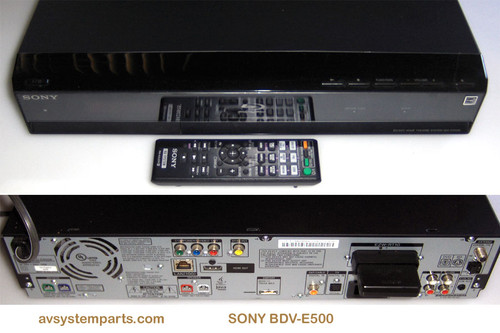 Sony BDV-E500W/HCD-E500 Blu-ray Disc / DVD disc 5.1 ch HD Home theater System Player