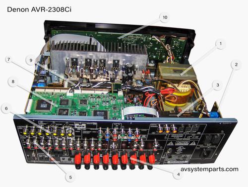Denon AVR-2308 Ci Parts