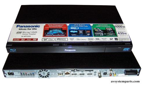 Panasonic SA-BTT370 3D BD 5.1ch 1000w WiFi Home Theater System Player