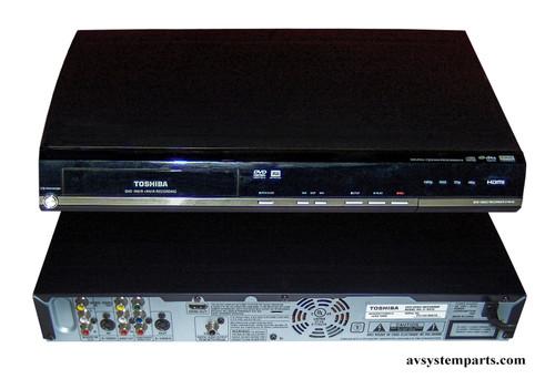 Toshiba DVD Video Recorder D-R410 HD Upscaling 1080p