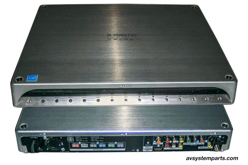 Sony HCD-FX80 5.1Ch.-1000W, 5 Disk CD/DVD Home Theater System Receiver