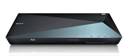 Sony BDP-BX510 3D BD/DVD Player