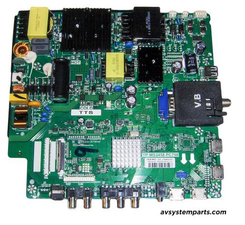 Sceptre U550CV-UMR W55 Main Board (TP.MS3458.PC758) UETV58F