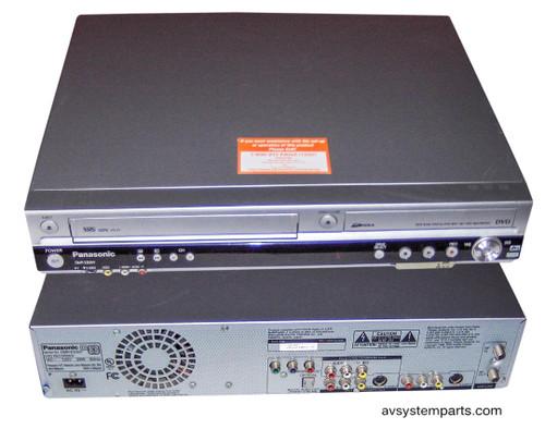 Panasonic DMR-ES35v DVD Recorder /VCR Combo TV Tune