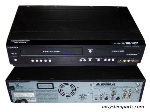 Magnavox ZV450MW8 DVD Recorder/VCR Combo Player