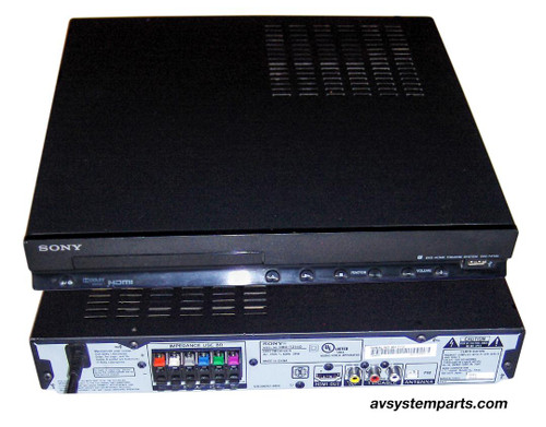 SONY HBD-TZ140 DVD Home Theater System Receiver 5.1Ch.,300W