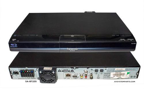 Panasonic SA-BT235 HD Blu Ray/DVD 5.1Ch 1000w Player