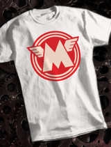 Matchless Mens T-shirt on white
