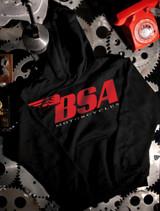 BSA Red Hoodie