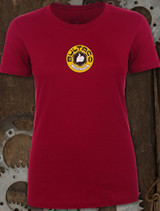 Bultaco Gold Ladies Tee