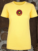 Bultaco Red Ladies Tee
