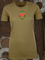 Matchless Wreath Ladies Tee