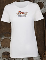 Triumph Tiger Ladies Tee