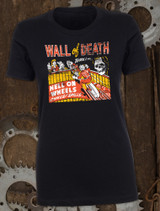Wall of Death Ladies Tee