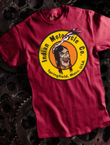 Laughing Indian Mens Tee