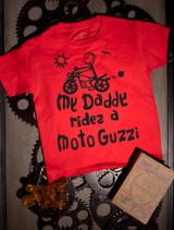Daddy's Moto Guzzi