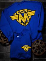 Maico Gold Crew Sweat