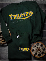 Triumph Crew Sweat