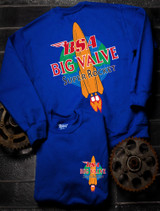 BSA Big Valve Crew Sweat