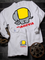 Cagiva Crew Sweat