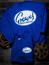 Greeves Crew Sweat